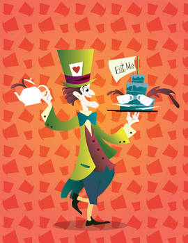 Mad Hatter becomes magic