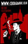 Philip Marlowe Gangster Style