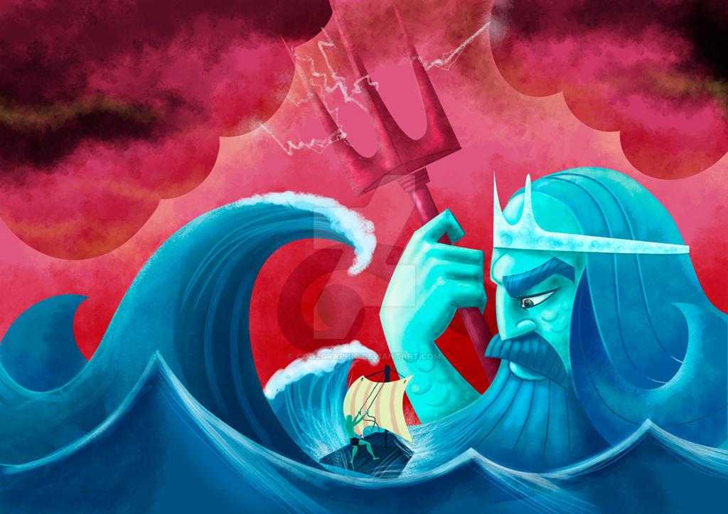 Odyssey 02 - Poseidon