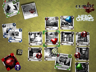 Cuobe gameplay screen by acnero