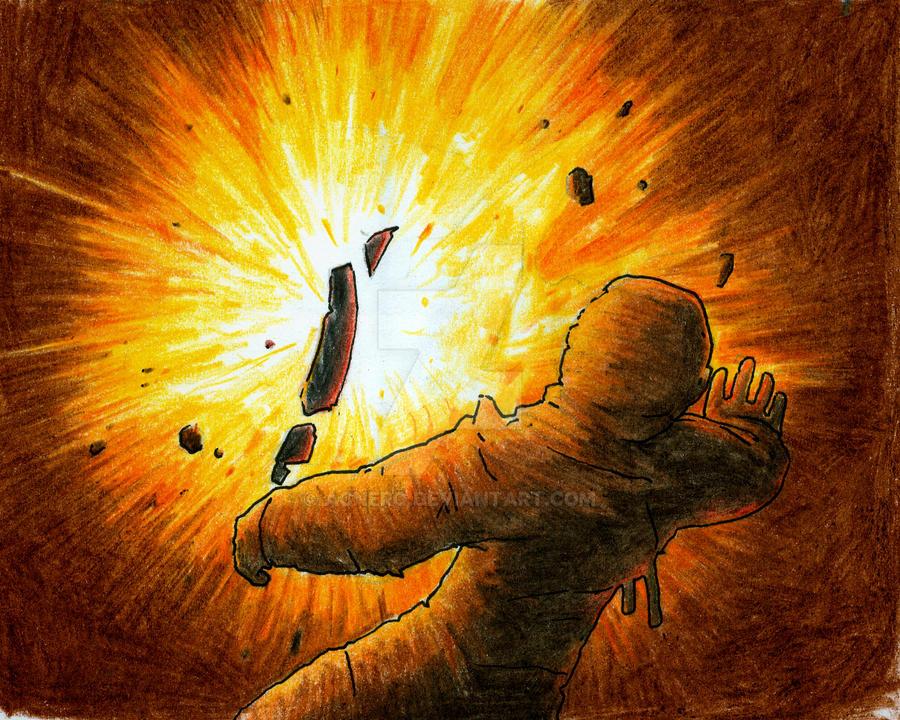 Bright Blast by acnero
