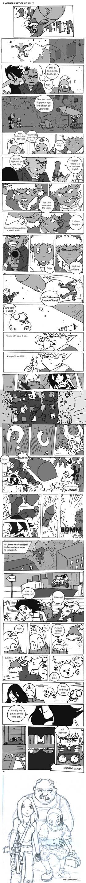 Hellguy Part6 39-45