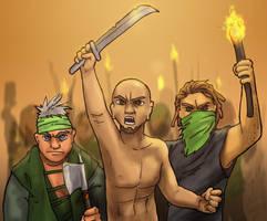 Uprising by acnero
