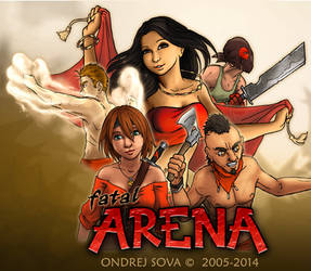 Fatal Arena cover