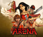Fatal Arena cover by acnero