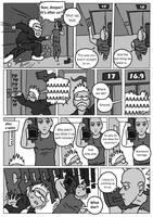 Elevator Escape by acnero