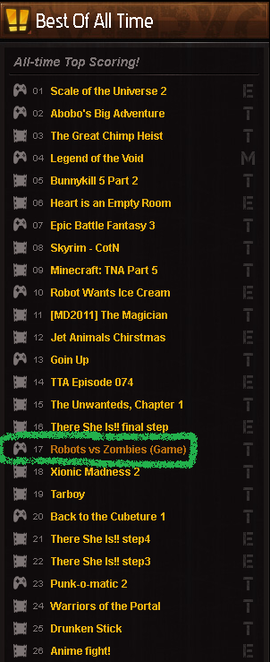 Robots vs zombies newgrounds dating 3