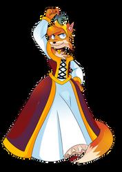 Yule Princess Mack - Underneath the Mistletoe