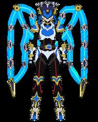 kamen rider Do-Kushu - Angel Form
