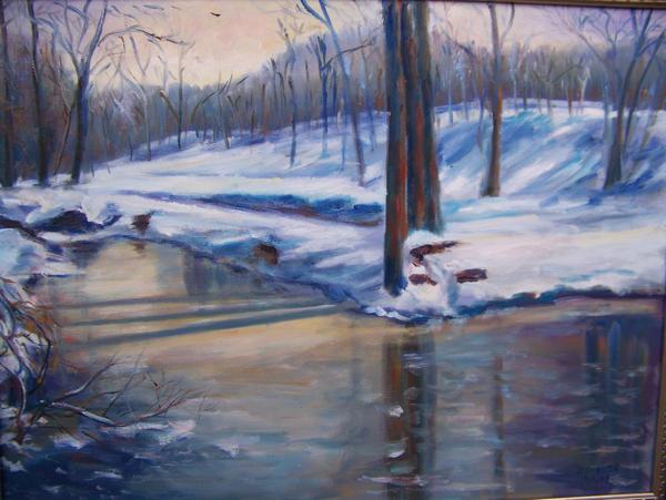 Wintertime by Wulff-Arts