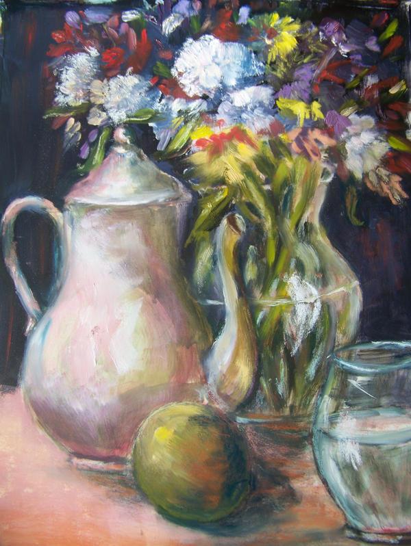 flowers by Wulff-Arts