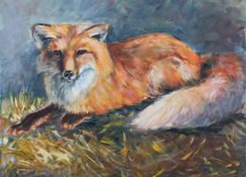 Mr. Fox by Wulff-Arts