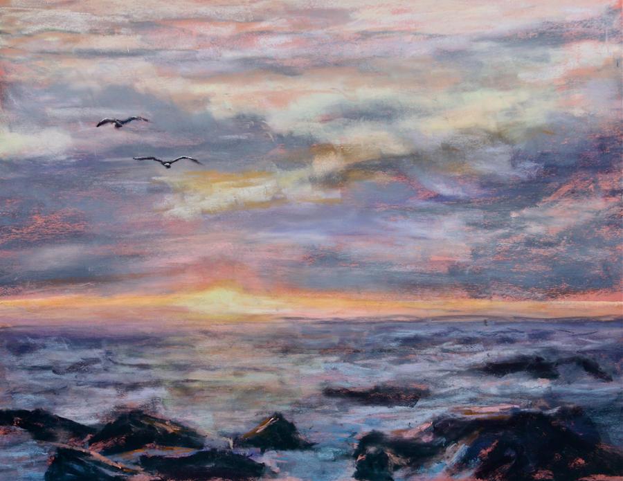 Long Island Sunset by Wulff-Arts