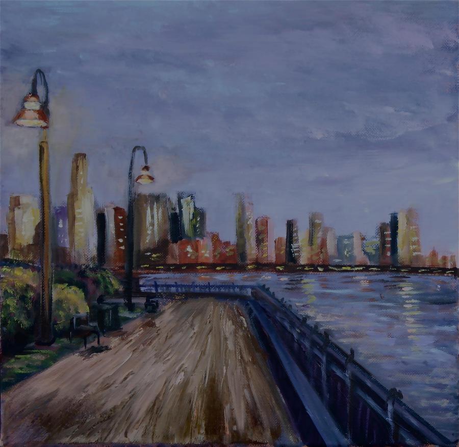 Jersey City NY by Wulff-Arts