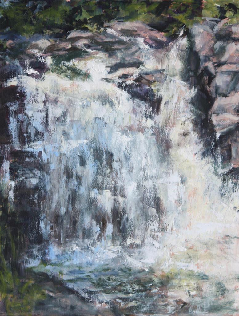 WATER FALLS by Wulff-Arts