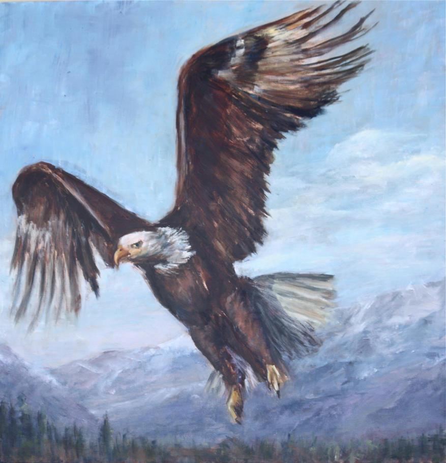 EAGLE by Wulff-Arts