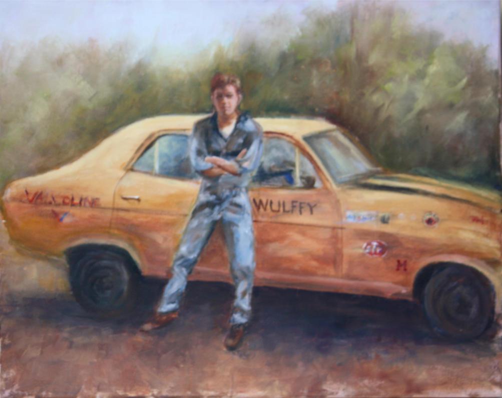 WULFFY CAR by Wulff-Arts