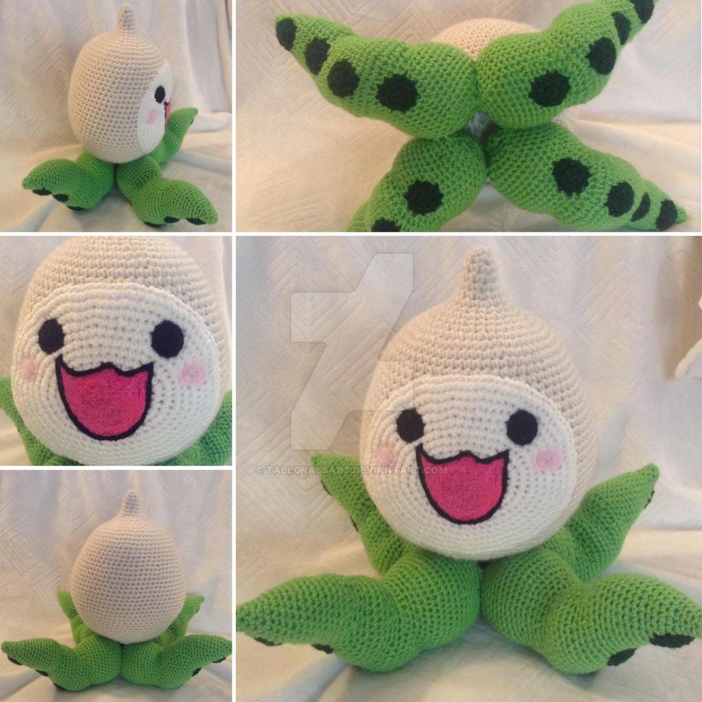 LWC Crochet Overwatch Inspired Pachimari Plush | Crochet crafts ... | 1024x1024