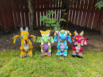 Lil Warcraft Whelplings - 4 down 2 to go!