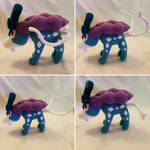 Suicune - tail poses