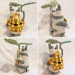 Maple Leaf Korok by TallGrassArt