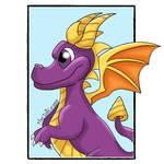 Six Fanart Spyro