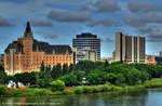 Downtown Saskatoon HDR