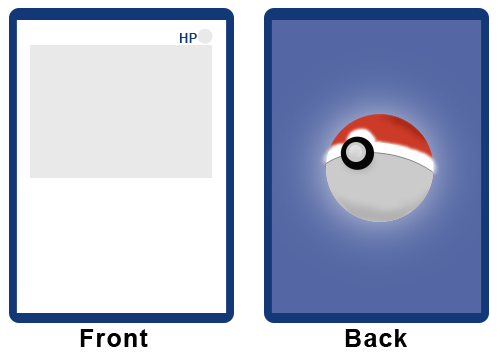 Myo Pokemon Card Contest Base By Miyuu1chan On Deviantart