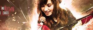 Demi Lovato by smrzy