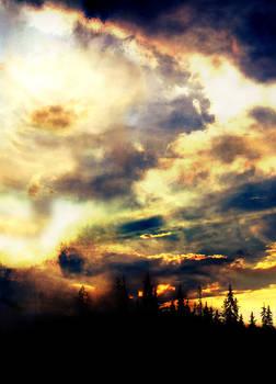 Global Warming Sky