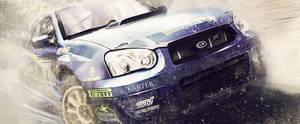 Subaru by smrzy