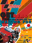 Moto GP Poster by smrzy