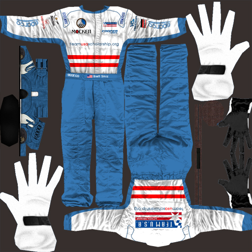 Team USA Scholarship Suit by smrzy