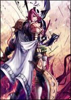 Myth War Online Tag by smrzy
