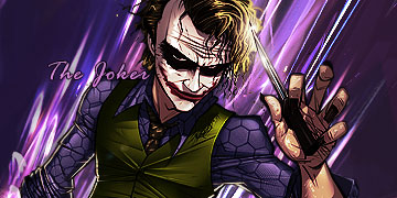The Joker Effect by smrzy
