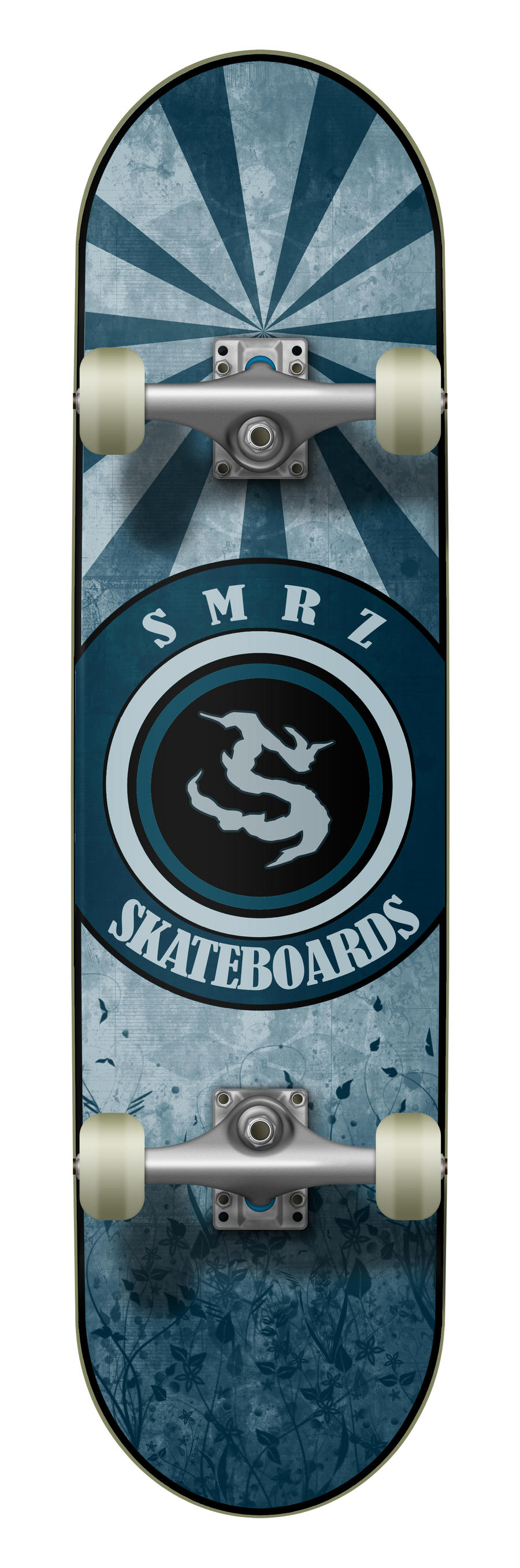 Smrz Skateboards by smrzy
