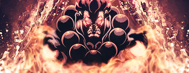 Akuma: Street Fighter by smrzy