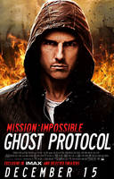 Mission Impossible Ghost Protocol Poster by smrzy