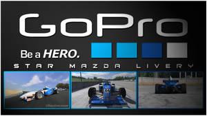 GoPro Star Mazda Banner