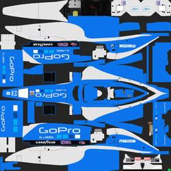 Go Pro Star Mazda Template Design
