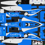 Go Pro Star Mazda Template Design