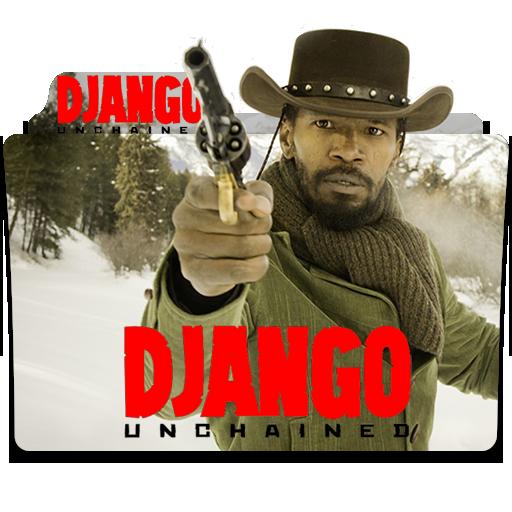 Django Unchained 2012 Folder Icon By Humbertog On Deviantart
