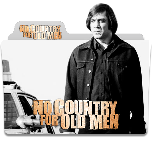 No Country For Old Man 2007 Folder Icon By Humbertog On Deviantart