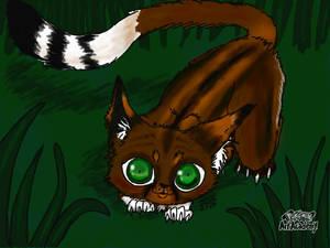 Wildkit First Warrior Cat OC