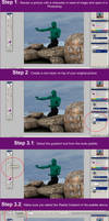 Magic for 3D renders in Photoshop in 14 steps