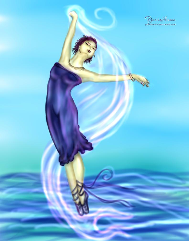Water witch by YarroAroon