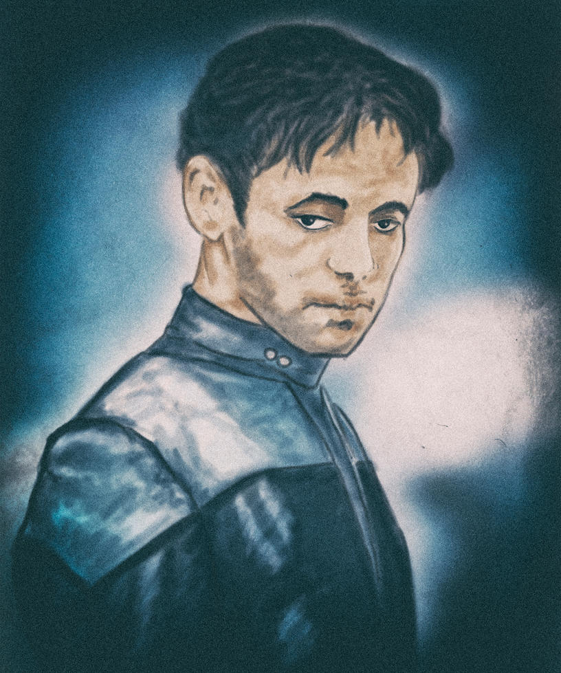 Star Trek: Deep Space 9 character - Julian Bashir by YarroAroon