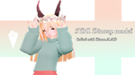 {MMD/PMX} TDA Dinary {Collab with DianaMMD}