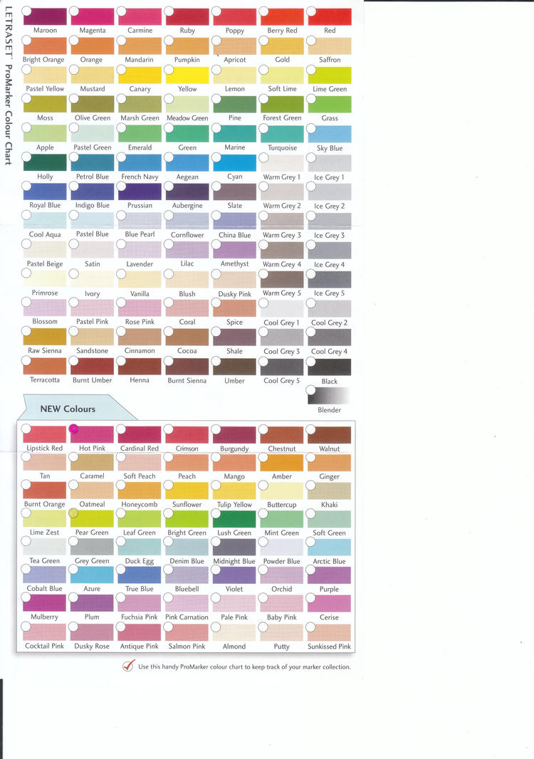 Letrasetpromarker colour chart by lightjirachi97 on deviantart letrasetpromarker colour chart by lightjirachi97 letrasetpromarker nvjuhfo Choice Image