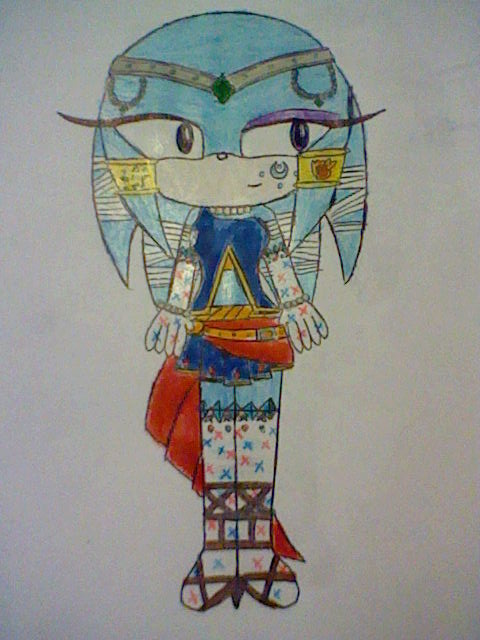 7360d694 Lindsey the Echidna (Sonic Boom) by Sega-Chan on DeviantArt